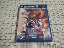 METAL SLUG 4 per PlayStation 2 ps2 PS 2 * OVP *