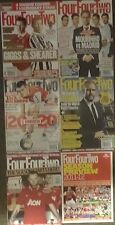 6 2011 Four Four Two Magazines  200th Issue, Wayne Rooney, Chicharito, Giggs