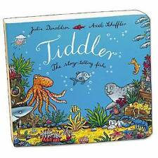 NEW  -  TIDDLER  board book by Julia Donaldson  ( Gruffalo )