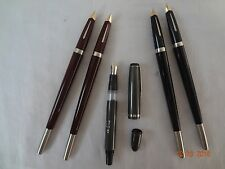 4X DUX 240 desk reception fountain pen with free dollar 717 qalam  pen
