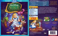 ALICE AU PAYS DES MERVEILLES - CLASSIQUE DISNEY COMBO BLURAY + DVD NEUF