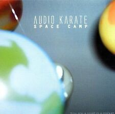 Audio Karate Space Camp CD NEW 2002 U.S. Punk Kung Fu