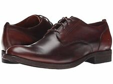 Men's Frye Jacob Oxford Redwood Leather SZ 11 MSRP 298$
