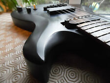L.Paul 6 string wider (48mm nut) by Cort & me: EMG HB, & Schecter single coil
