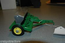 John Deere Restored Van Brunt Grain Drill 1/16th Scale - Craig Ostlund Customs