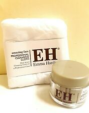 Emma Hardie Moringa Cleansing Balm 15ml & Face Cloth. NEW