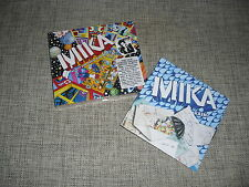 MIKA - RAIN + THE BOY WHO KNEW TOO MUCH - 3 x CD DELUXE SET   NO PLACE IN HEAVEN