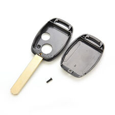 Replace Remote Key Fob Case Shell 2 Buttons for Honda Civic Accord Jazz FRV FG