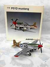"AUTO ART 1/72-P51D MUSTANG ""MARY MAC""-COD.37202"