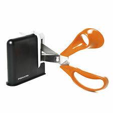Scissor Sharpener By Fiskars to maintain sharp scissor blades