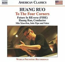 Huang Ruo: To The Four Corners, New Music