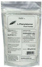 250g pure L-Phenylalanine  powder (8.8oz) USP healthy mental energy mood weight