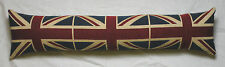 UNION JACK FLAG Woven Belgian Tapestry Draught Excluder Evans Lichfield T183