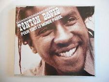 TONTON DAVID : POUR TOUT LE MONDE PAREIL [ CD-MAXI PORT GRATUIT ]