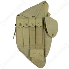 THOMPSON M1928A1 SMG CARRY CASE - Repro Military Army Canvas Bag M1 & M1A1