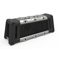 Fugoo Tough Rugged Bluetooth Waterproof Wireless Speaker F6TFKS01