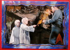 """STAR TREK TOS 50th Anniversary - """"THE CAGE"""" - GOLD FOIL Chase Card #14"""