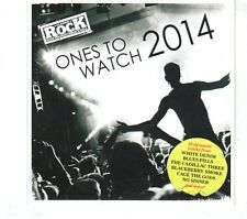 (GR759) Ones To Watch 2014, 15 tracks various artists - 2014 Classic Rock CD