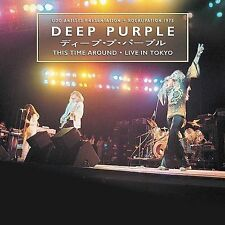 Deep Purple : This Time Around: Live in Toky (2CDs) (2001)