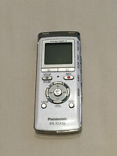 Used Panasonic RR-XS410 4 GB Personal IC Digital Voice Recorder (White)