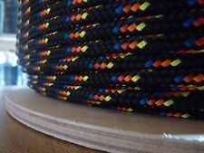 """3/16"""" x 100 ft. Double Braid Yacht Braid Polyester.Sailboat Line/ Marine Rope"""