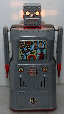 Rare R-1 2003 Robot Rocket USA Limited Edition 0245 of 2003 w/ Box, Certificate
