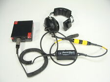David Clark General Dynamics Communications Headset for MBITR AN/PRC-148 & More!