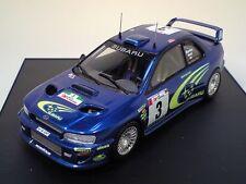 Subaru Wrc 1 Rally Portugal 2000 Burns-Reid 1117 1/43 Trofeu