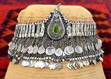 Turkmen Kuchi Headpiece Tribal Head Dress Piece Ethnic Headdress Gypsy Boho Band