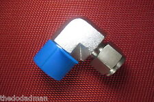 """Brennan® 1/2"""" Tube OD x 3/4"""" NPT Male Pipe ELBOW CONNECTOR 316 Stainless Steel"""