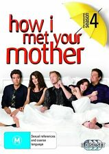 How I Met Your Mother : Season 4 (DVD, 2009, 3-Disc Set)