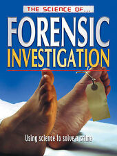 TickTock Books Forensic Investigation (Science of...) Very Good Book
