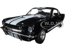 1965 FORD SHELBY MUSTANG GT 350 BLACK LT ED DEALER EXCLUSIVE 1/18 ACME A1801802B