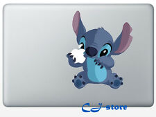 Lilo & Stitch Macbook Stickers Macbook Air Pro Decals Skin for Macbook decal ST