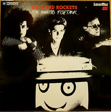 ROCK LASER DISC: LOVE AND ROCKETS, THE HAUNTED FISH TANK 1989 Pioneer Artist