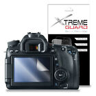 XtremeGuard LCD Camera Screen Protector Shield For Canon Rebel EOS 70D (Clear)