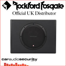 "Rockford Fosgate Punch P300-12 - Single 12"" 300 Watt Powered Subwoofer Active"