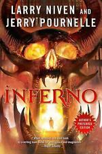 Inferno by Larry Niven and Jerry Pournelle (2008, Paperback)! Great Condition!