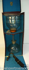 Antique Coffee maker SINTRAX 1/2 L glass JENAer German Marcks Wagenfeld BAUHAUS