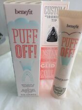 New Benefit Cosmetics PUFF OFF ** Eye Gel Treatment