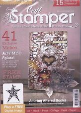 Craft Stamper Magazine - May 2017
