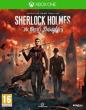Sherlock Holmes: The Devil's Daughter (XBOX ONE) BRAND NEW SEALED