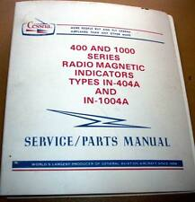 Cessna ARC IN-404A and IN-1004A Service manual