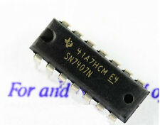 2pcs DIP IC SN7407N SN7407 New Good Quality