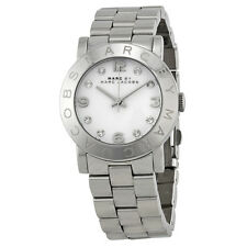 Marc Jacobs Amy Stainless Steel Ladies Watch MBM3054