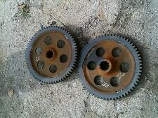 Massey Harris MH 33 tractor main transmission drive bowl gear gears