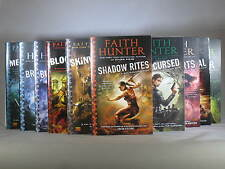 Jane Yellowrock Novels by Faith Hunter (Books 1-10 in Series) Mass Market PB NEW