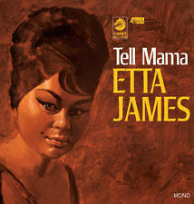 Etta James - Tell Mama LP RE NEW / LIMITED EDITION MONO GOLD VINYL Muscle Shoals