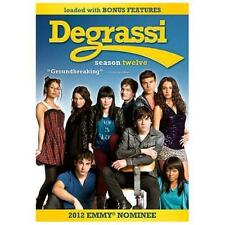 DEGRASSI The Next Generation Season 12 DVD Video CANADIAN HIGH SCHOOL TV SHOW