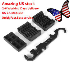 Lower & Upper Vise Block & Wrench Tool Kit Combo For AR15 Gunsmith Armorer's